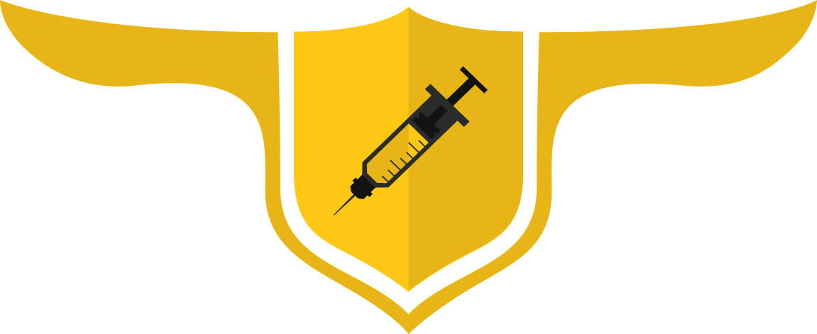 Injection badge